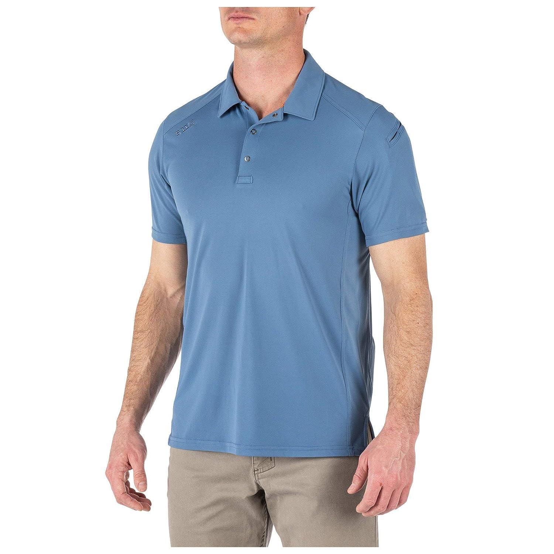 5.11 Tactical Mens Paramount Short Sleeve Shirt Polo, Snag ...