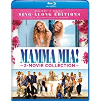 Mamma Mia 2-Movie Collection [Blu-Ray + Digital HD]