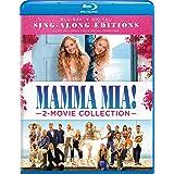 Mamma Mia! 2-Movie Collection - Sing-Along Edition Blu-ray + Digital