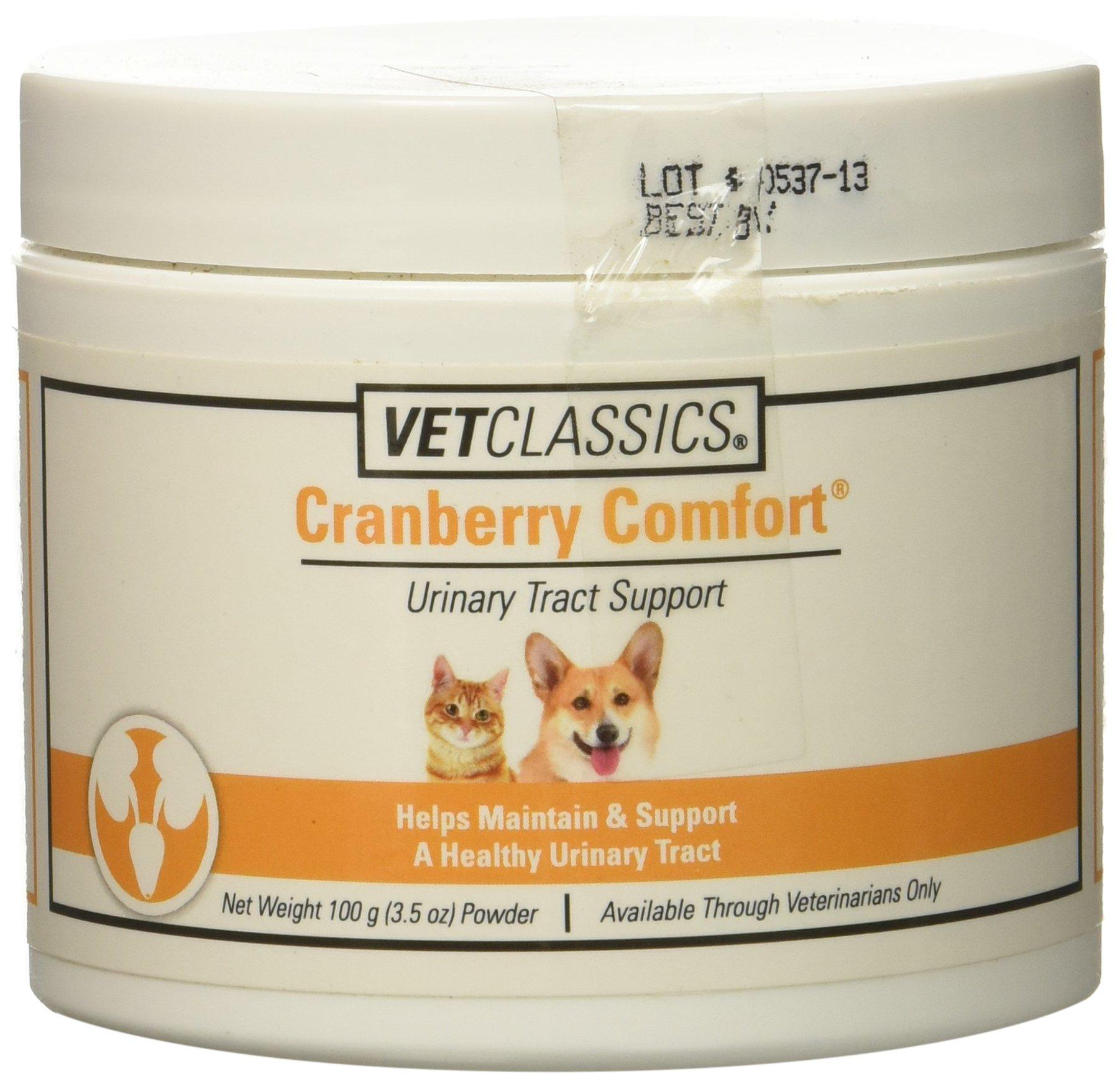 Vet Classics Cranberry Comfort Powder 100 Grams by Vet Classics