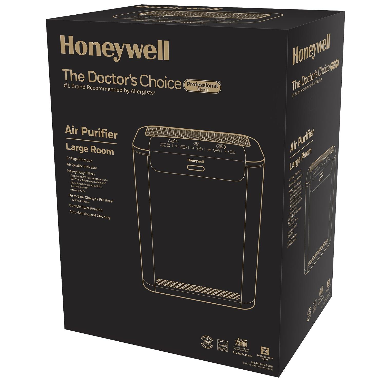 honeywell hpa600b review