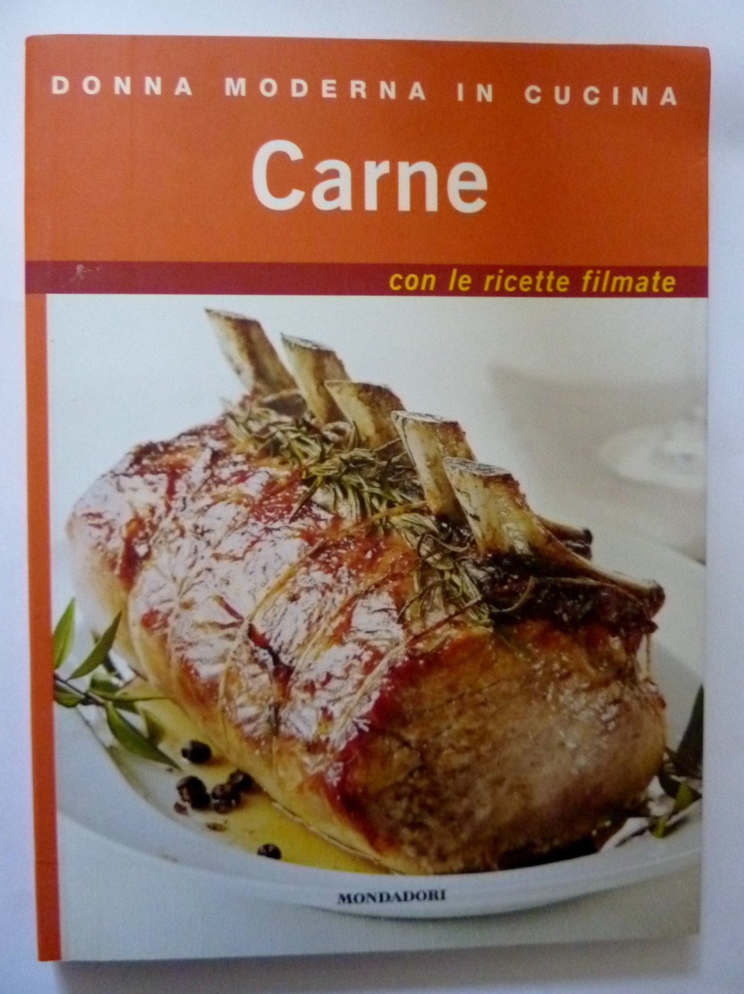 Amazon.it: DONNA MODERNA IN CUCINA Carne con le ricette ...