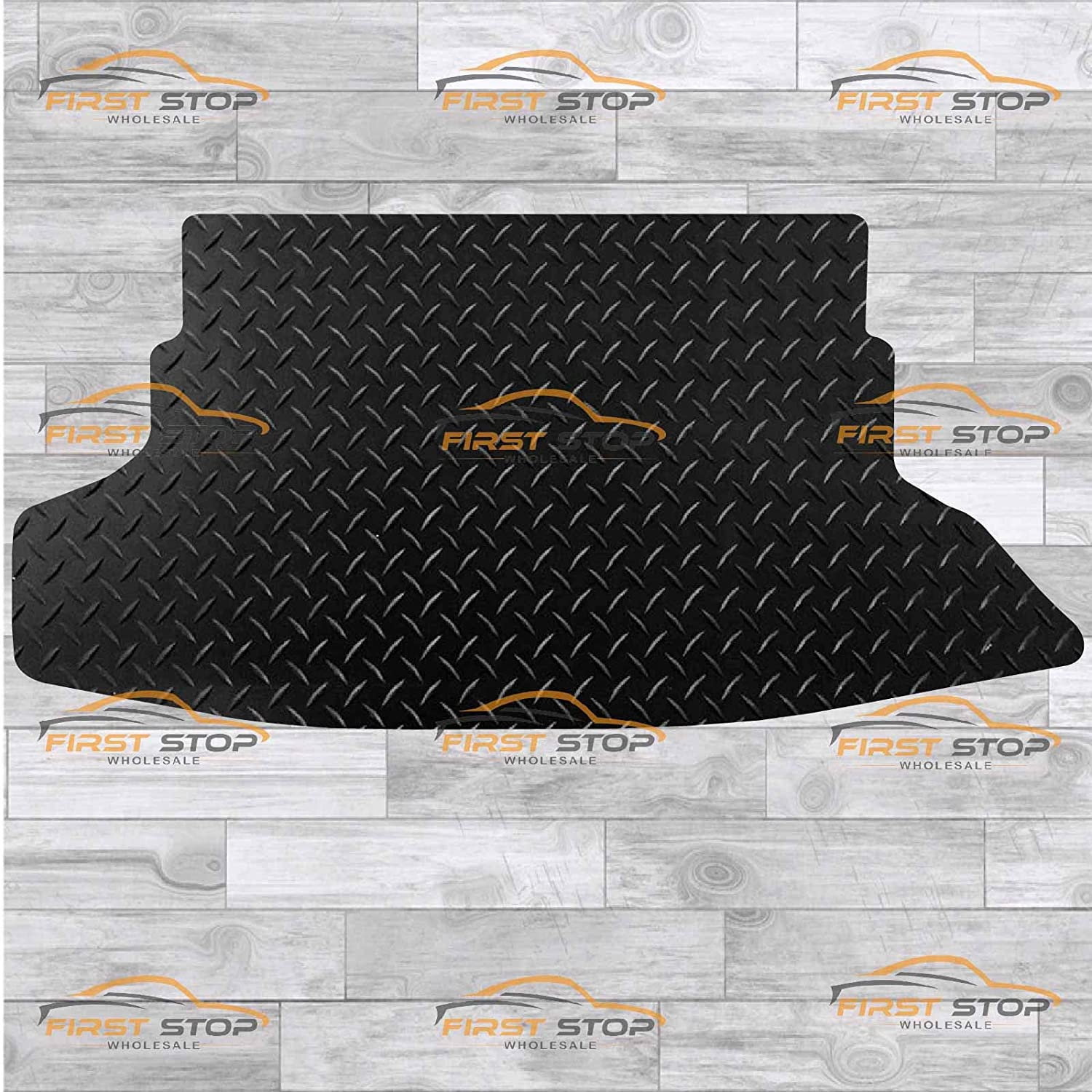 FSW Juke 2010-On Boot Mat Fully Tailored 3MM Rubber Heavy Duty Car Boot Mat