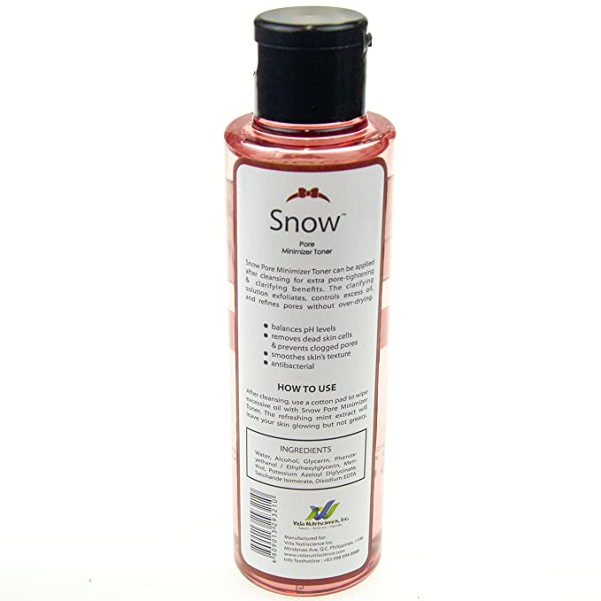 Buy Snow Pore Minimizer Toner Online At Low Prices In India