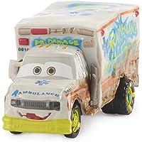Disney Pixar Cars petite voiture ambulance Docteur Cabosse , jouet pour enfant, DXV93