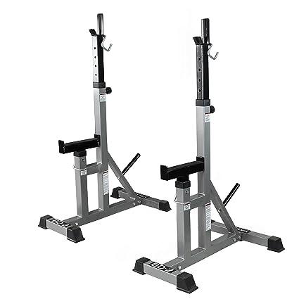 Buy Valor Fitness Bd 2 Independent Bench Press Stands Pewter Online