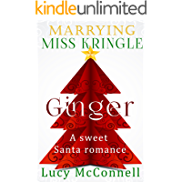 Marrying Miss Kringle: Ginger book cover