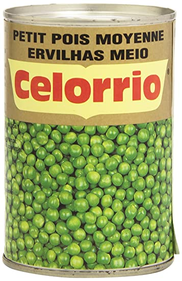 Celorrio - Guisantes medio - Primera - 250 g
