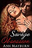 Savage Obsession (Cordova Empire Book 4)