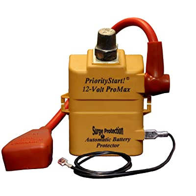 PriorityStart! 12-Volt-Pro-SP Automatic Battery Protector: Automotive