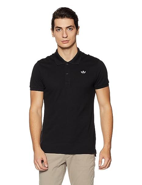 adidas Piqué Poloshirt Polo, Hombre: Amazon.es: Ropa y accesorios