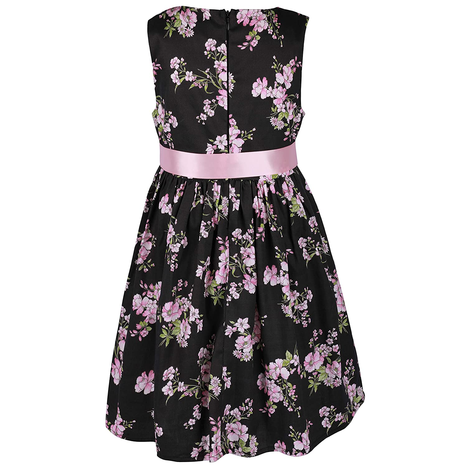 Boutique Toddler Baby Kids Girl Princess Summer Casual Dress Sundress Clothes Girls' Clothing Mother & Kids