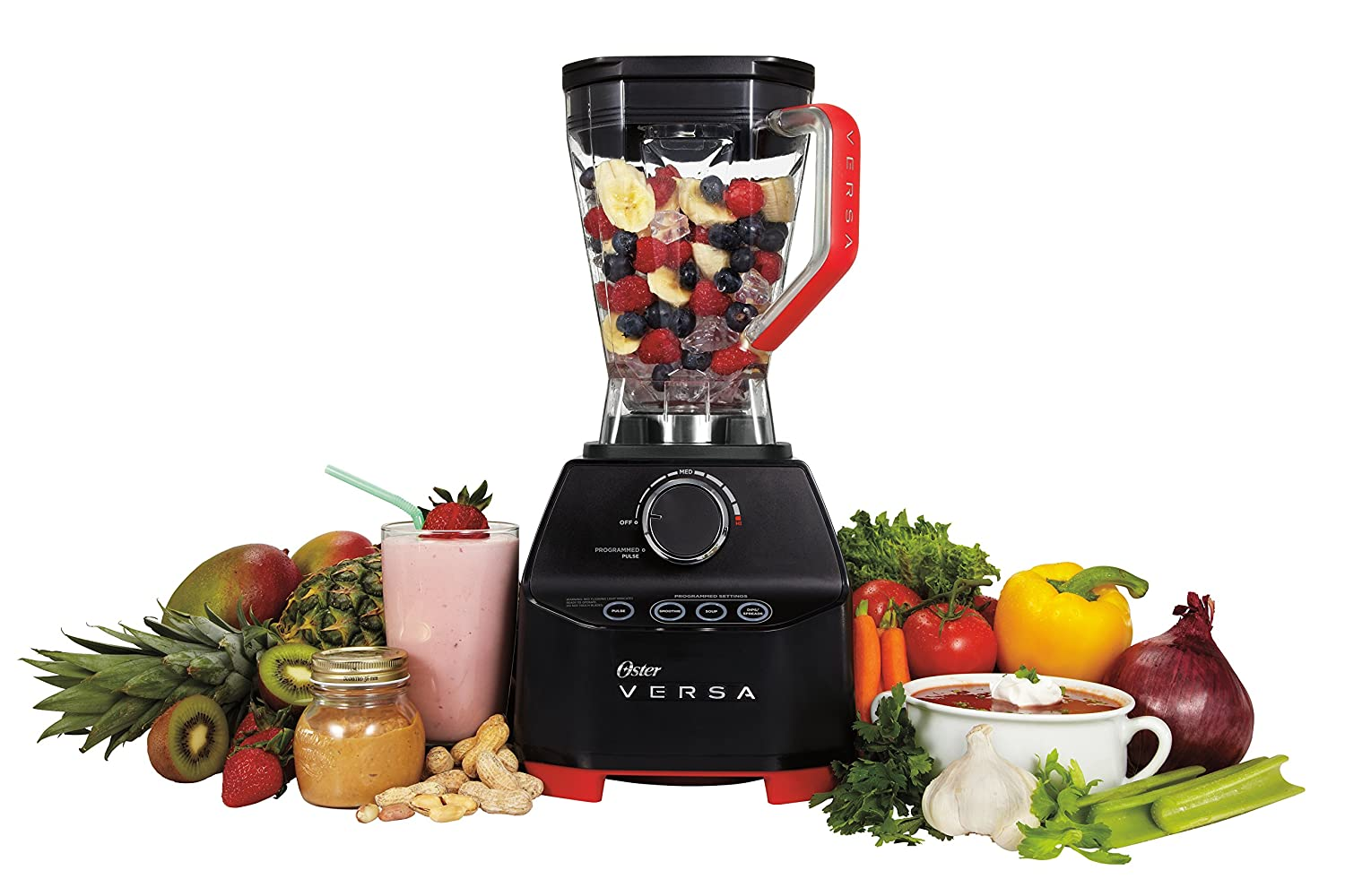 Amazon.com: Oster Versa Pro Series Blender: Electric Countertop ...