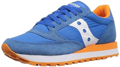 SAUCONY Da Donna JAZZ ORIGINALI S1044388 Scarpe da tennis Multicolore Azul/naranja
