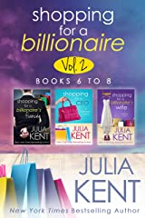 Shopping for a Billionaire Boxed Set (Books 6-8) (Shopping Box Book 2) (English Edition) eBook Kindle