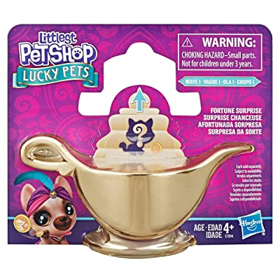LittlePetShop Lucky Pets Fortune Surprise Blind Pack: Toys & Games