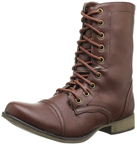 Skechers Women's Starship Boot,Brown,6 ...