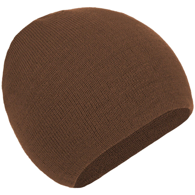 4sold Unisex Boys Girls Winter Hat Wool Knitted Beanie Fleece Cap Ski Snowboard Hats Chunky Knit Beany Oli kiss