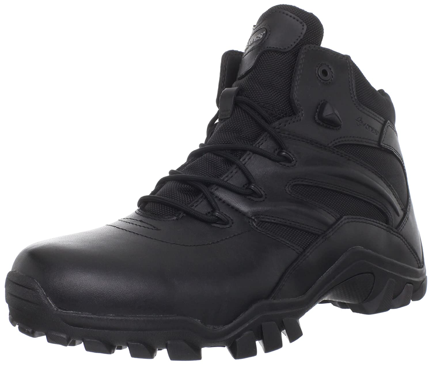 Bates Men's Delta Side Zip 6 Inch Uniform Boot Bates Tactical Footwear