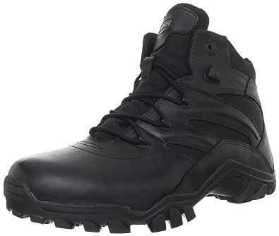 d3bae4078e0 Bates Men's Delta Side Zip 6 Inch Uniform Boot