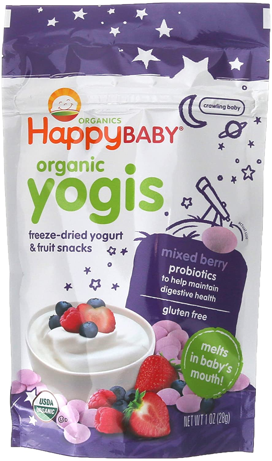 Happy Baby Organic Food Company
