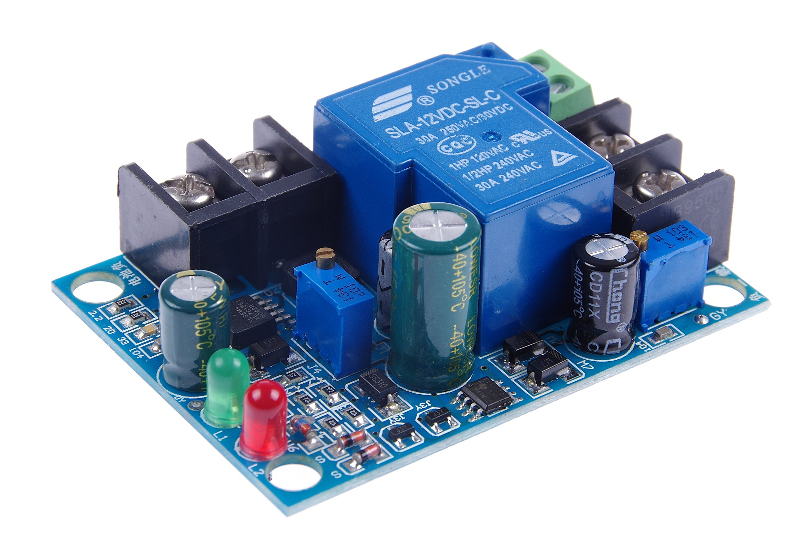 KNACRO 48V Automatic Battery Charging and discharging protection board Anti-overcharge Low-voltage negative pressure protection