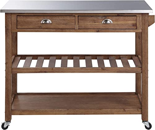 Boraam 98520 Sonoma Kitchen Cart