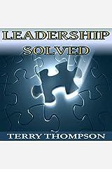 Leadership Solved Audible Audiobook