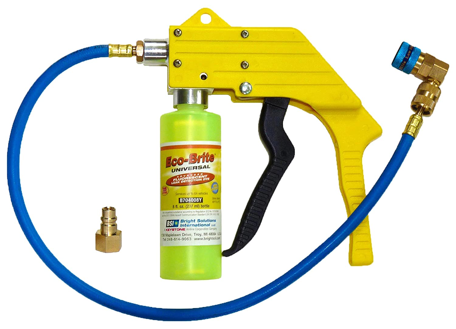 International AC Detective Injection System