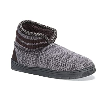 clearance best place cheap USA stockist MUK LUKS Men's Mark Bootie ... Slippers clearance visa payment discount 2014 new 6ICs6XKBD