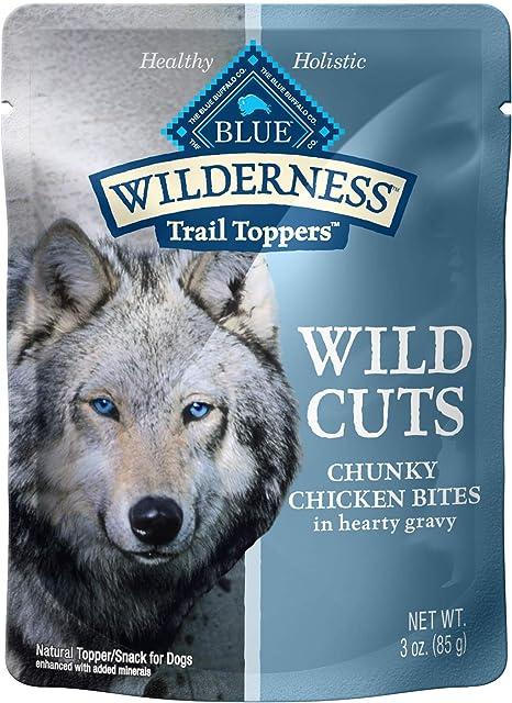 Wilderness Azul Buffalo Alta proteína Wet Adulto Comida para ...
