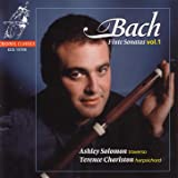 J.S. Bach: Flute Sonatas Vol. 1