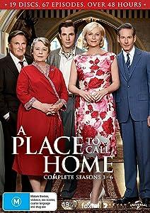 A Place To Call Home: Season 1-6 | Boxset