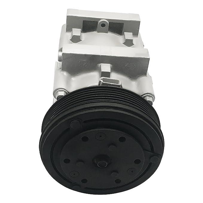 ryc remanufacturados AC Compresor y a/c embrague eg141: Amazon.es: Coche y moto