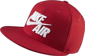 Nike Air True EOS Gorra de Tenis, Hombre, Rojo University Red/White, Talla Única: Amazon.es: Deportes y aire libre
