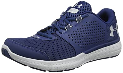 Under Armour UA Micro G Fuel RN Herren Laufschuhe, Blau (Blackout Navy 997)