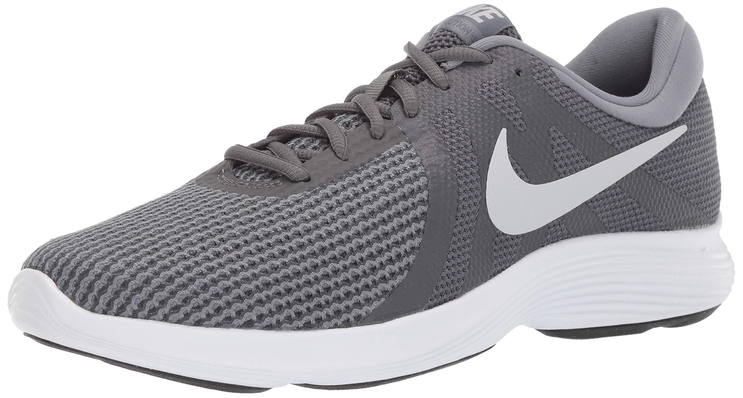 Nike Women's Revolution 4 Running Shoe, Dark Pure Platinum-Cool Grey, 5 Regular US