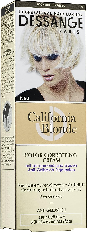 Tinte corrector color rubio de Dessange 125 ml