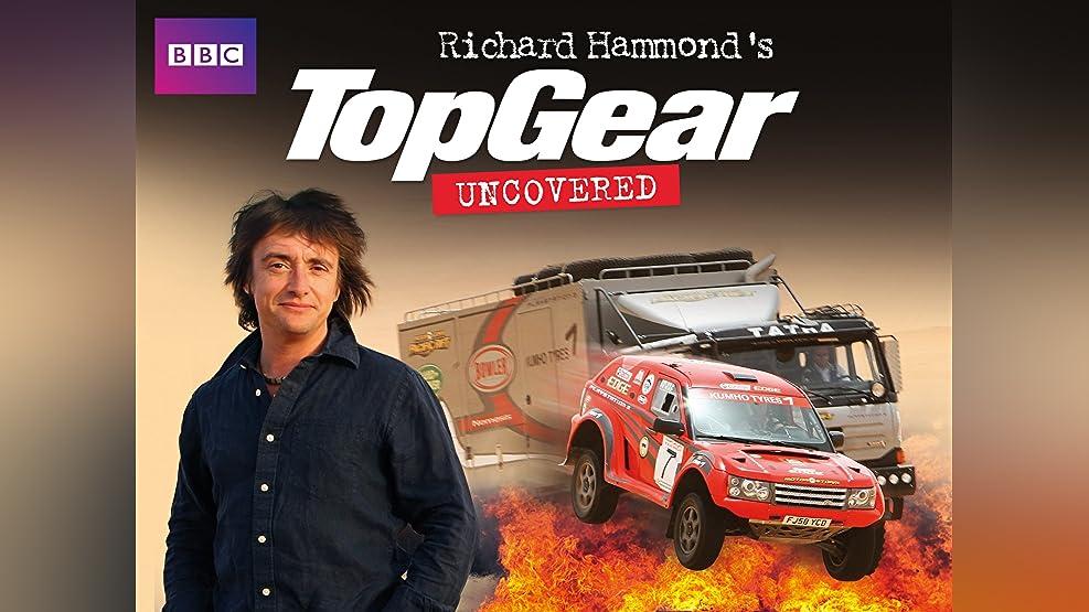 Richard Hammond's Top Gear Uncovered