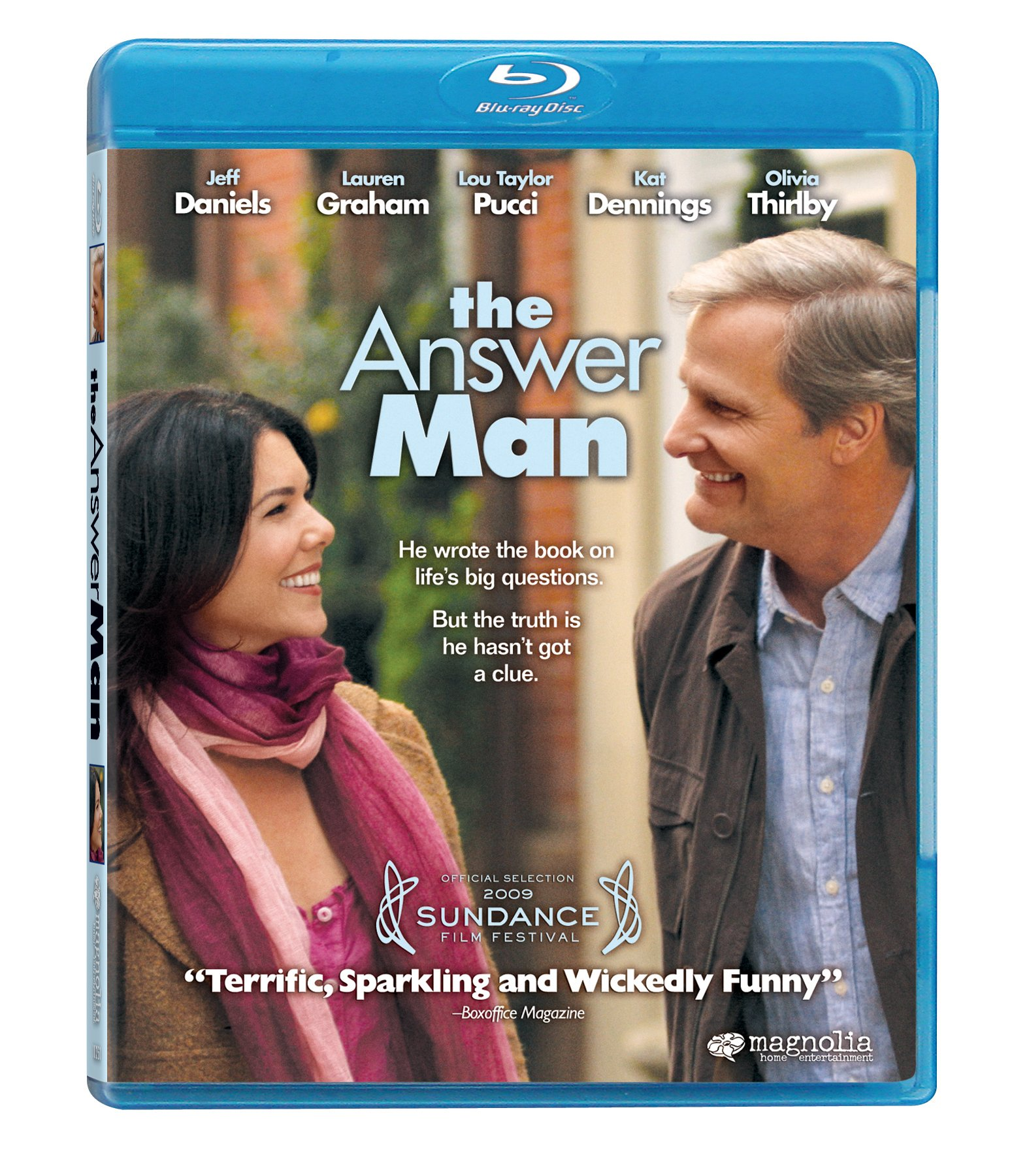 Blu-ray : The Answer Man (Dolby, AC-3, , Dubbed, Widescreen)