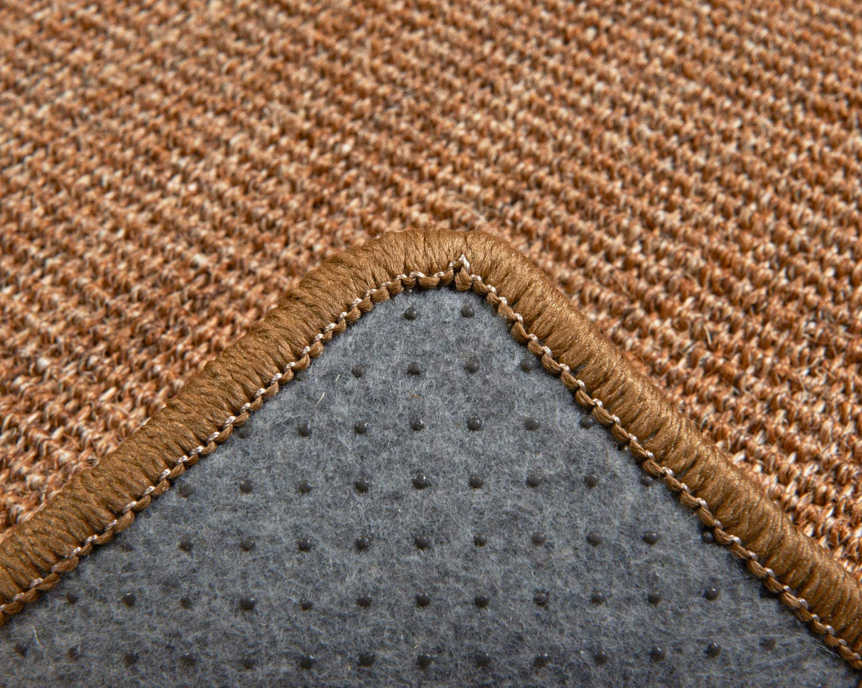 Protect Carpets and Sofas Natural Sisal Cat Scratching Mat 11.8x14.9 inch, Brown LsaiFater 2 PCS Cat Scratching Mat