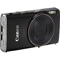 Canon IXUS 285HS Digital Camera, Black