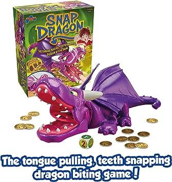 Drumond Park T73000EN Snap Dragon, Multicolor: Amazon.es: Juguetes y juegos