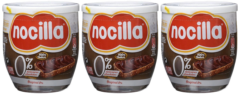 Nocilla, Chocolate para untar (Original) - 3 de 190 gr. (Total 570 gr.): Amazon.es: Alimentación y bebidas