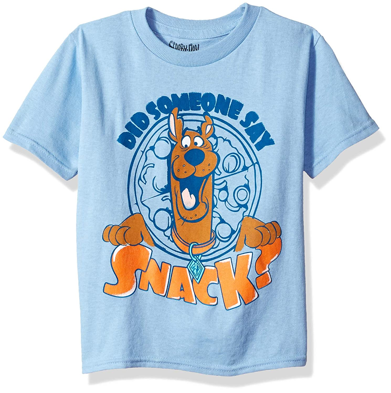 Short Sleeve Tshirt T-Shirt Scooby Doo Boys Did Someone Say Snack