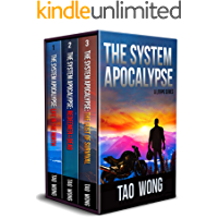 The System Apocalypse Books 1-3: The Post-Apocalyptic LitRPG Fantasy Series book cover