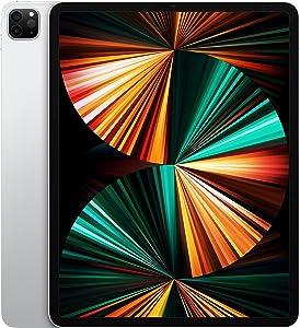 2021 Apple 12.9-inch iPad Pro (Wi-Fi, 256GB) - Silver