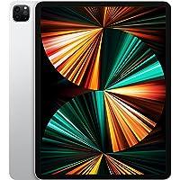 2021 Apple iPad Pro (de 12,9 Pulgadas, con Wi-Fi, 128 GB) - Plata (5.ª generación)