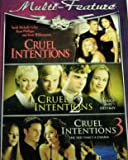 Cruel Intentions 1, 2, and 3 (Multi-Feature)