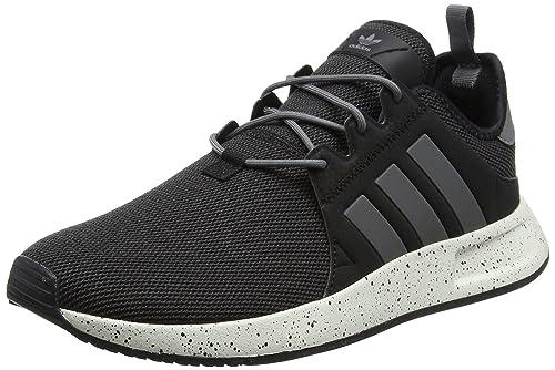 newest 9055f d11d2 adidas BY9254, Sneaker a Collo Basso Unisex – Adulto, Nero (Blk),